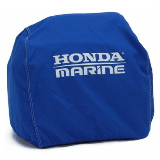 Чехол для генератора Honda EU10i Honda Marine синий в Большой Каменье