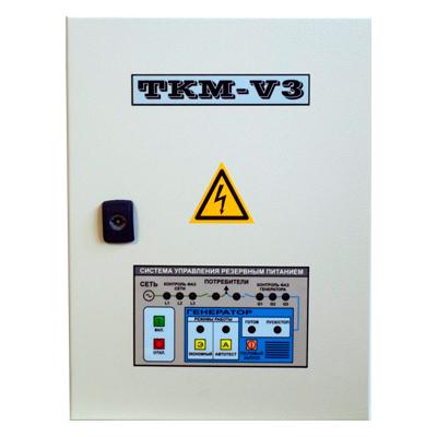 Автоматика ТКМ-V3 с ИУ3с + ПБ3-10 (EG5500) в Большой Каменье