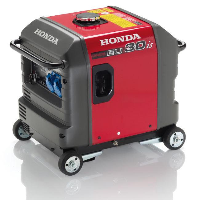 Генератор Honda EU30iS в Большой Каменье