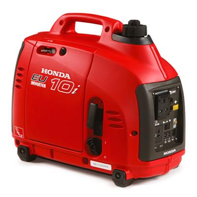 Генератор Honda EU10i в Большой Каменье