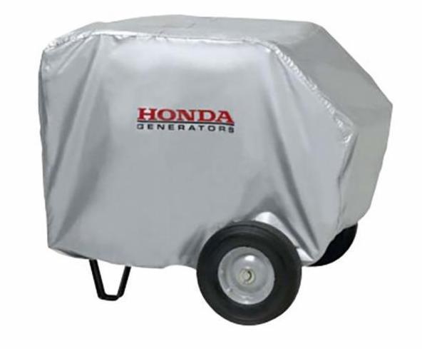 Чехол для генератора Honda EU10i Honda Marine серебро в Большой Каменье